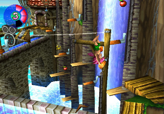 Screenshot thumbnail media file 8 for tomba 2 the evil swine